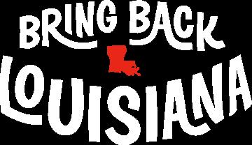 Bring Back Louisiana Logo